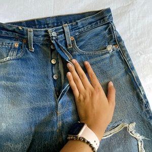 Urban Renewal Levi's - Vintage Jeans